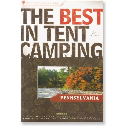 Camp and Hike Find the best campsite--and the quietest--with this unique guide to over 50 of the most beautiful and scenic campgrounds in Pennsylvania! - $6.83