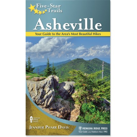 Camp and Hike Let the record-setting Appalachian Trail  thru-hiker and author Jennifer Pharr Davis guide you through 35 of the regions best trails in Five Star Trails: Asheville. - $15.95