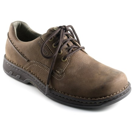 In the Merrell World Rambler casual lace-up shoes, you'll find yourself idly exploring near and far in comfort and style. - $26.83