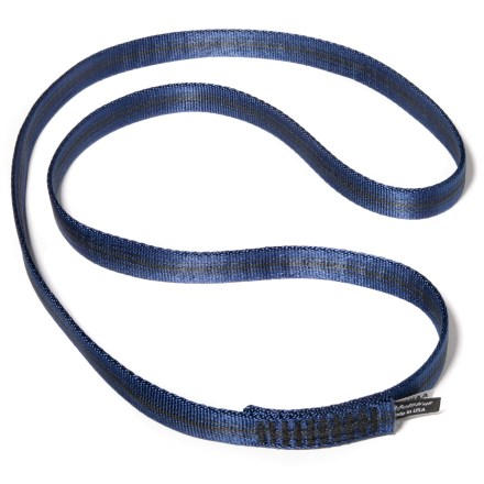 Climbing Use the Metolius nylon sling to reduce rope drag and keeping your rope running straight on undulating routes. - $3.95