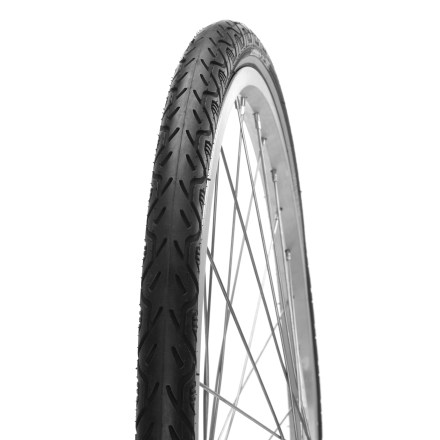 Fitness You shouldn't have to worry about flats while trekking around the city. This Michelin tire is designed to make punctures a thing of the past. - $16.93