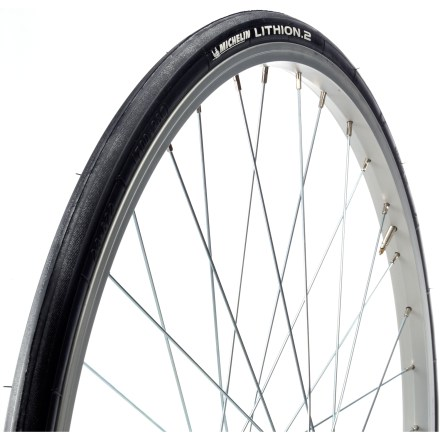 Fitness The Michelin Lithion(TM)2 tire offers the look, feel and performance of a true race tire at a price that's tough to beat. - $21.93