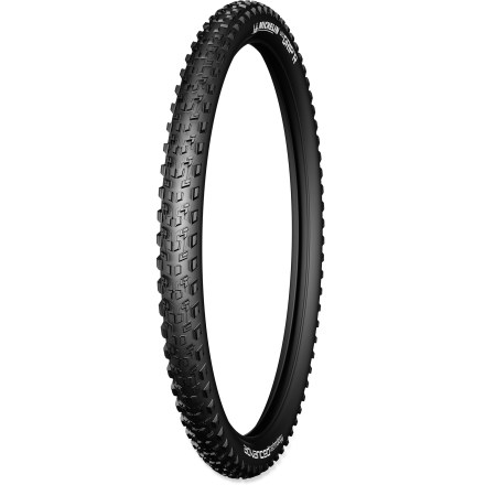 MTB Michelin Wild Grip'R 2 Advanced foldable mountain bike tire offers multipurpose, tubeless-ready performance for your trail-riding adventures. - $31.93