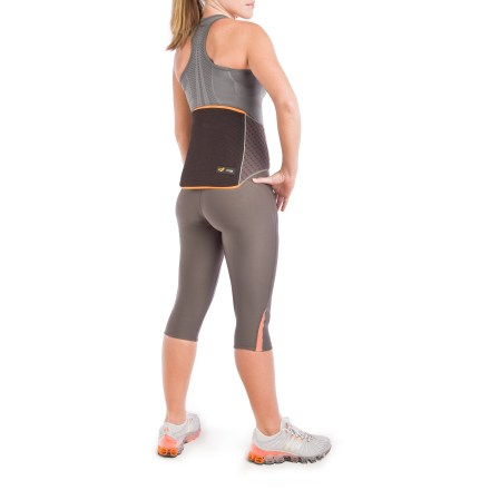 Camp and Hike The Moji Back Pain Relief system provides targeted relief to your aching back with heat or ice right where it's needed most. - $89.93