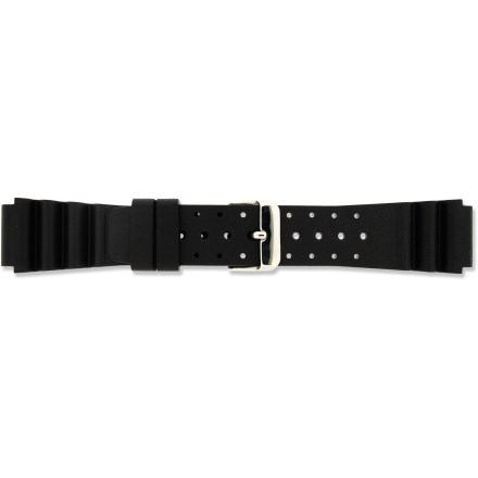 Entertainment The Momentum M1 Twist replacement watch band offers dive-worthy function and style. - $4.83