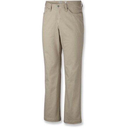 Board a plane or hop on a bus with the comfortable, stylish Mountain Hardwear Passenger pants. - $39.83