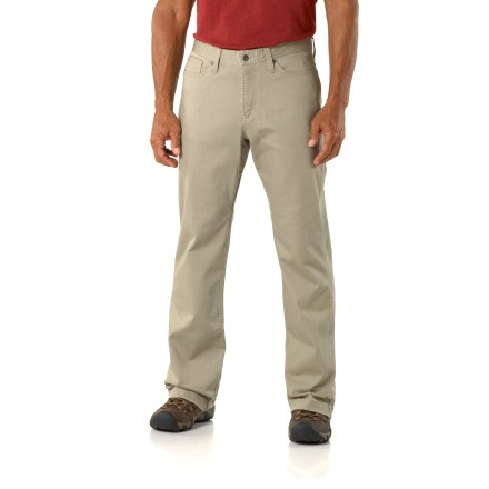 Board a plane or hop on a bus with the comfortable, good looking Mountain Hardwear Passenger pants. - $39.83