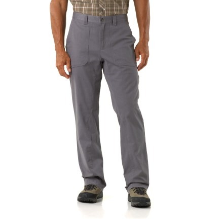 Camp and Hike Travel the countryside and city streets in style and comfort with the Mountain Hardwear Loafer pants. - $36.83