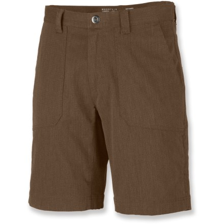 Surf The Mountain Hardwear Loafer shorts are great for travel, casual outings or just enjoying the sun. - $42.73