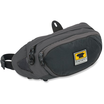 Camp and Hike The Mountainsmith Vibe TLS waistpack sports a svelte design that is ideal for walking, travel and personal organization for your wallet, keys and phone when you're on the go. - $17.93