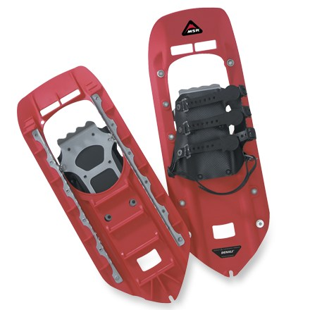Climbing A go-to standard for snowshoe aficionados, the MSR Denali Classic snowshoes offer a lightweight, low-profile platform with excellent flotation and traction. - $69.93