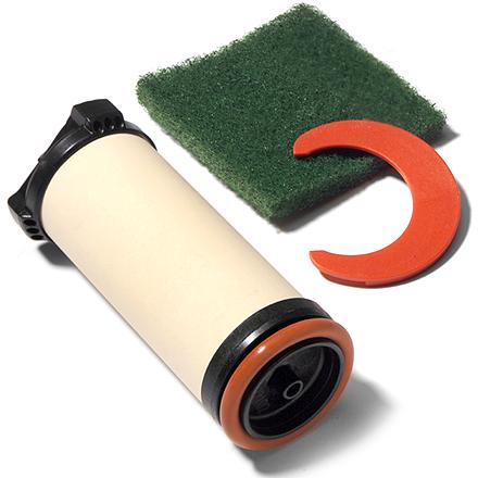 Camp and Hike Replacement ceramic element for MSR MiniWorks and WaterWorks portable filters. - $40.00