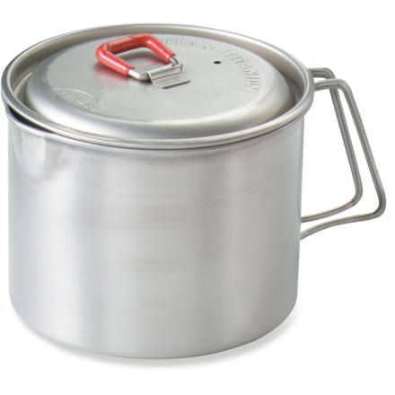 Camp and Hike If you could carry only one pot on your next technical adventure this would be purist's choice. - $59.95