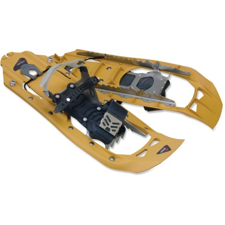 Fitness Quick and easy to get in and out, the MSR Evo Tour 22 snowshoes offer excellent durability and aggressive traction for exploring rolling, snow-covered terrain. - $99.93