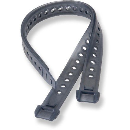 Camp and Hike The MSR PosiLock AT/SpeedLock strap kit includes two 14 in. replacement binding straps for easy repairs and peace of mind in the backcountry. - $0.83