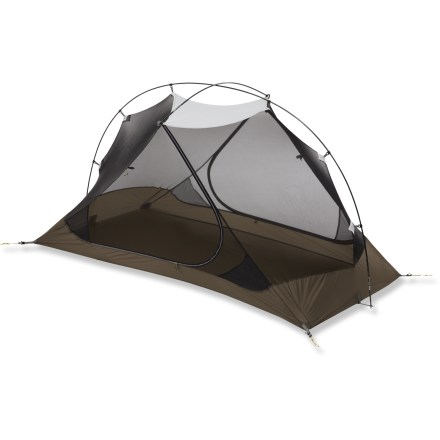Camp and Hike The MSR Carbon Relflex 2 is built to handle anything from the light snows of early fall, to ultralight summer nights. It offers space and livability for 2 at a weight that ounce-counters will applaud. - $374.93