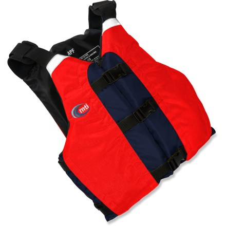Kayak and Canoe The APF personal flotation device from MTI provides exceptional value for the casual paddler. - $48.93
