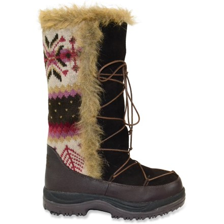 The MUK LUKS Sesu Tall boots will quickly find a home in your cold-weather wardrobe. - $36.73