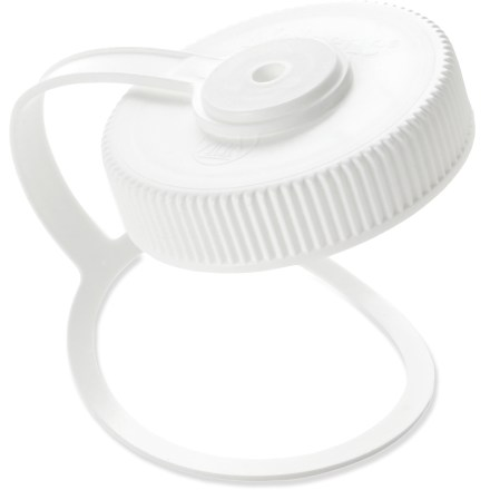 Camp and Hike Replacement loop-top cap for the Nalgene 32 fluid-ounce bottle. - $0.93