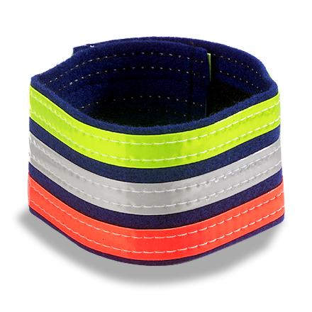 Fitness This tri-color ankle band provides high visibility for safer night time running, biking and jogging. - $7.00