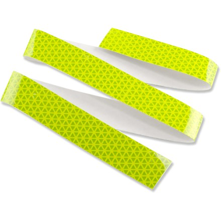 Fitness This reflective tape provides excellent nighttime visibility for runners, bikers, hikers or anyone who needs to be seen in the dark - $10.00