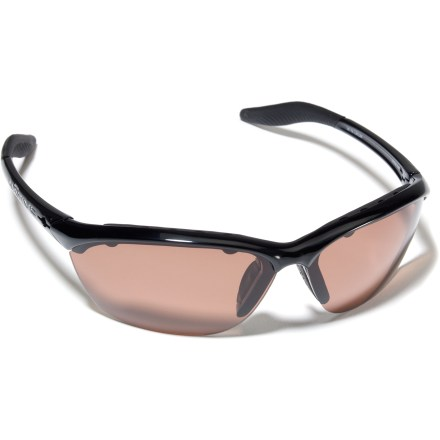 Entertainment Native's most technically advanced sunglasses! Polarized for sun and glare protection, two pairs of lenses and an interchangeable sports band! - $63.93