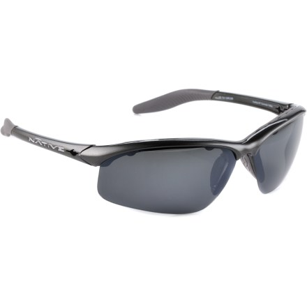 Entertainment Featuring excellent coverage and a reflective finish, the Native polarized Hardtop XP Reflex sunglasses are perfect for sun-filled adventures. - $149.00