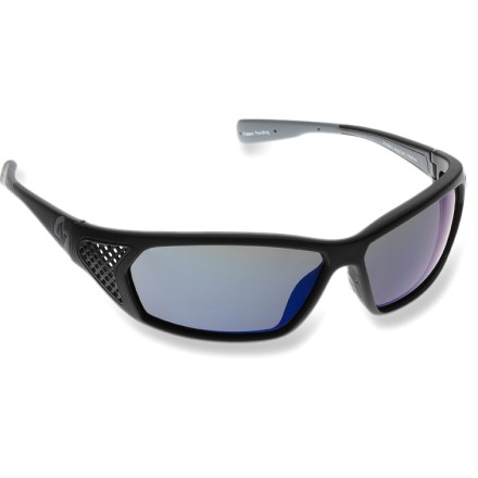 Entertainment Eyewear protection for year-round use with added glare protection, the Native Andes Reflex polarized sunglasses feature interchangeable lenses to protect you eyes from the elements anytime of the day. - $149.00