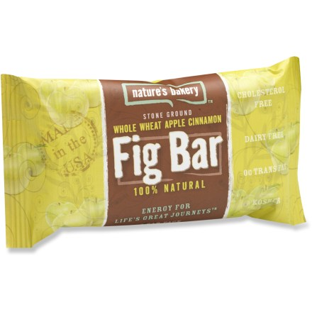 Camp and Hike Enjoy a tasty Nature's Bakery Fig bar while you're at work or on the trail. - $0.63