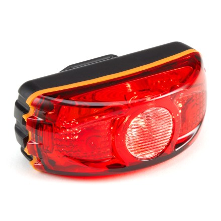 Fitness NiteRider CherryBomb is a rear safety light featuring a half watt LED visible up to 1 mile. - $15.93