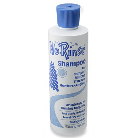 Camp and Hike Keep your hair fresh and clean when water is in short supply-NASA astronauts use this shampoo during space shuttle missions. - $4.50
