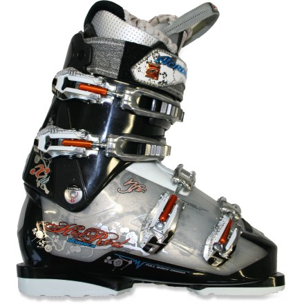 Ski Have a blast carving up the slopes with the women's Nordica Hot Rod XW ski boots-available only at REI! - $158.83