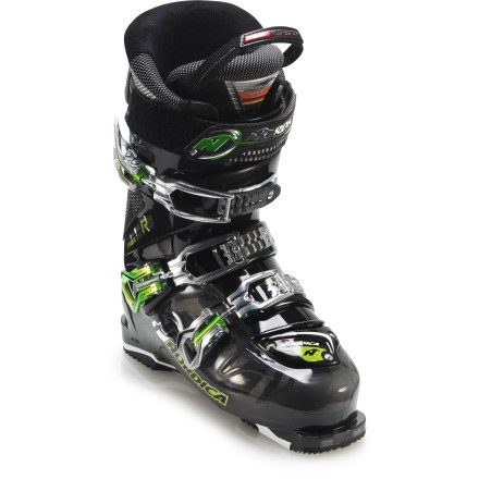 Ski You'll have a great time on the mountain in the Nordica Transfire RS ski boots-available only at REI! - $159.83