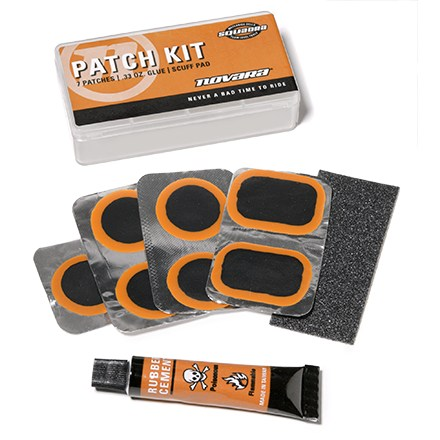 Fitness Never ride without this convenient patch kit-unfortunately, multiple flats can and do happen! - $3.00