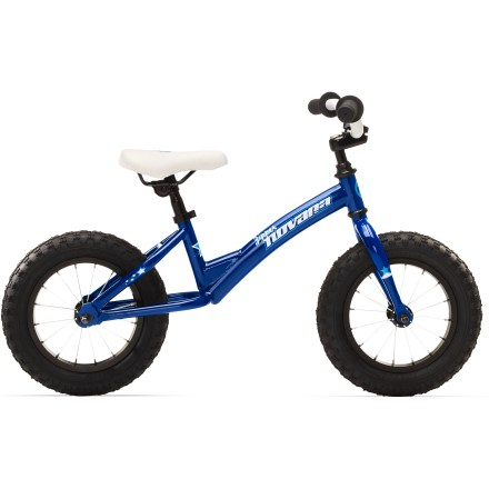 Fitness Ready to rock and roll, our Novara Zipper boys' balance bike helps young ones develop their balance and bike handling skills in an easy, fun and zippy way. - $63.93