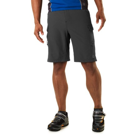Fitness The Novara Metro Gel Double shorts create happy trails-top to bottom-with a gel-padded chamois for shock absorption! - $34.83