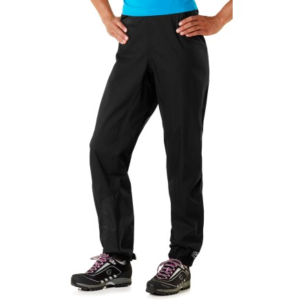 Fitness Pull on the women's Novara Express 2.0 bike pants when you require breathable, lightweight protection from the elements. - $27.83