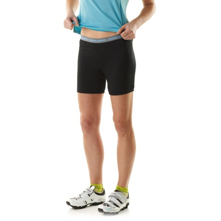 Fitness Not a fan of wearing spandex in the saddle? Slip on these women's Novara Padded bike boxers under any pair of shorts for protection, comfort and modesty. - $12.83