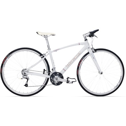 Fitness Blending comfort and speed, our Novara Express XX women's bike offers all the agility and efficiency of a road bike with an upright, comfortable riding position. - $589.83