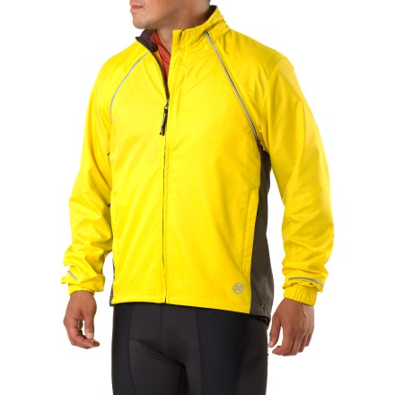 Fitness From foggy mornings to sunny afternoons, the lightweight, water-resistant and breathable Novara Conversion bike jacket converts to a vest to take changing riding conditions in stride. - $38.83