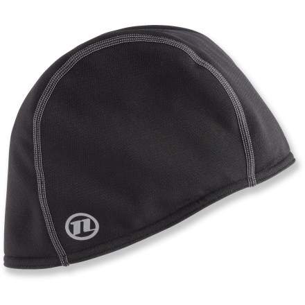 Fitness Add a layer of warmth under your bike helmet with our insulating, full-coverage Novara Thermal Tech skull cap. - $7.83