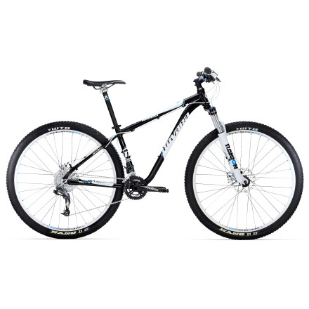 MTB With mondo wheels to roll over obstacles and a cushy 100mm suspension fork, our Novara Ponderosa(R) 29er mountain bike makes it easy for riders to adjust to the flow of trails. - $498.83
