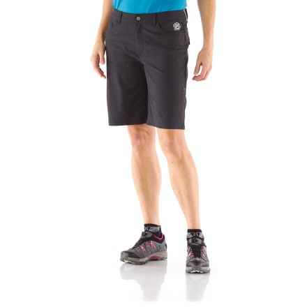 Fitness The Novara Pilsen bike shorts have the stylish good looks to wear around town all day. Hop on your bike, and they'll show their performance side. - $17.83