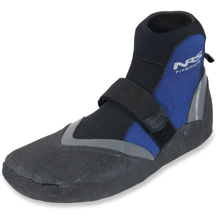 Kayak and Canoe The NRS Sasquatch water shoes work great whether you're hunting class III rapids, the quiet of a local lake or the fun of a day at the waterpark. - $10.83
