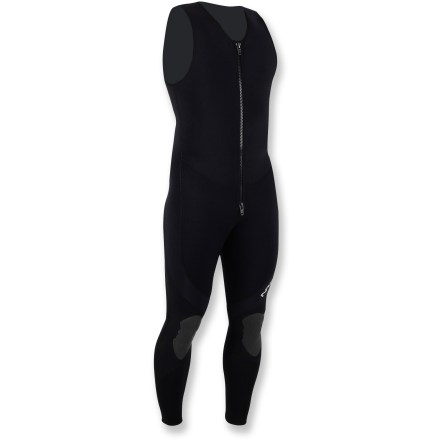 Kayak and Canoe The 3.0 Farmer John wetsuit from NRS provides warmth, comfort and flexibility in cold water. - $99.93