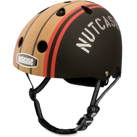 MTB The Nutcase men's bike helmet offers versatile protection and fun, vibrant designs to keep your adventures lively. - $25.93
