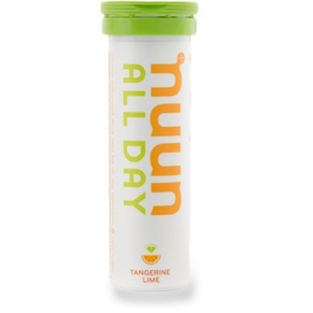 Camp and Hike NUUN All Day Hydration tablets help you stay hydrated on everyday adventures by boosting the flavor of your water and giving you a healthy dose of vitamins and minerals. - $8.00