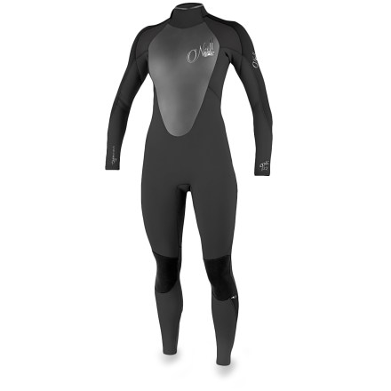 Kayak and Canoe The women's O'Neill Epic II 3/2mm full wetsuit provides the warmth needed to charge into your element, sync up with the waves and forget about everything else. - $89.83