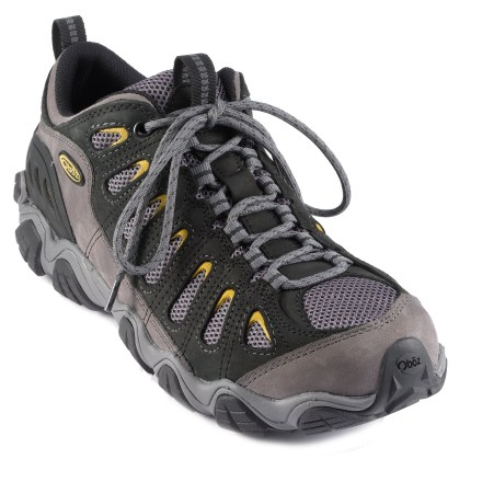 Fitness Proven traction over rocks and roots, the Sawtooth has strategically placed rubber for increased footing and decreased weight in an agile, tough and trail-ready design. - $110.00