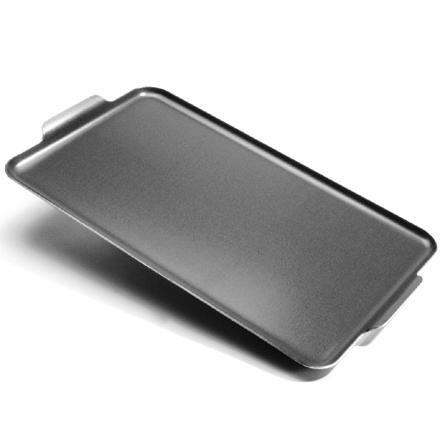 Camp and Hike Prepare a feast on this aluminum griddle that holds family-sized servings of all your grilled favorites. - $14.93